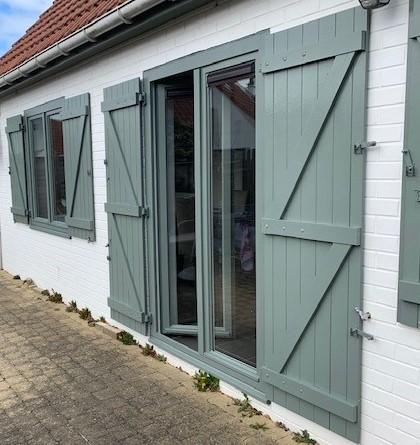 Afbeelding project Vakantiewoning De Haan - Artipaint Schilderwerken en Interieur