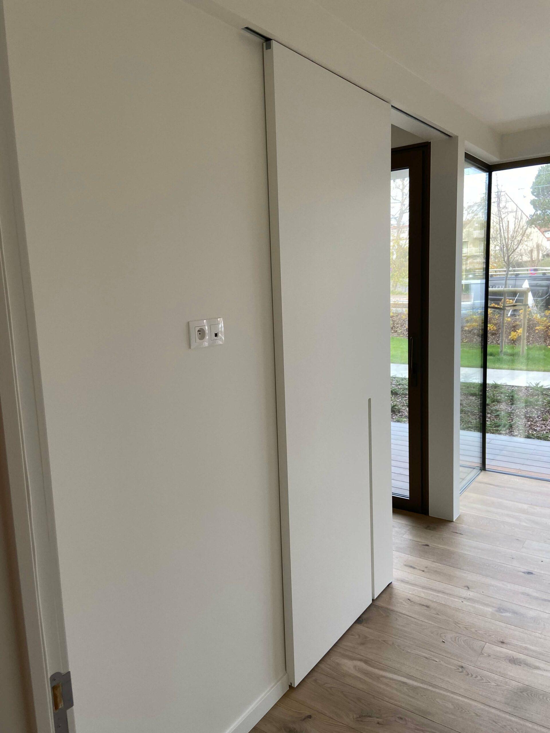 Afbeelding project Serviceflat Koksijde - Artipaint Schilderwerken en Interieur